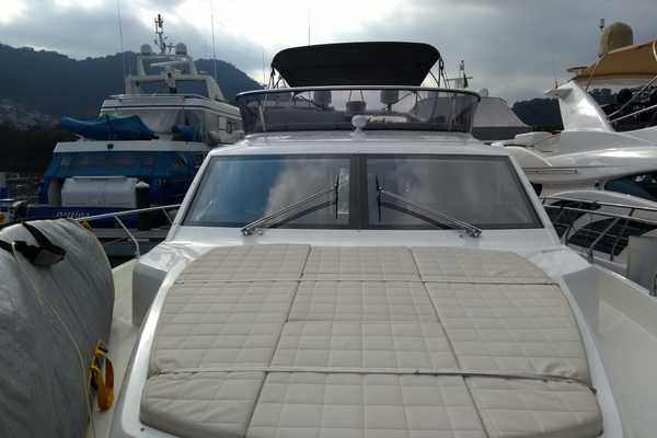 2015 Absolute 52' 52 Fly Pegasus V | Picture 8 of 65