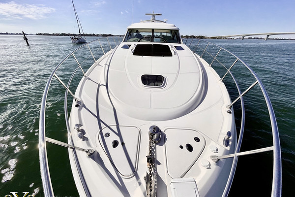 Picture Of: 60' Sea Ray 55 Sundancer 2008 Yacht For Sale   3 of 57