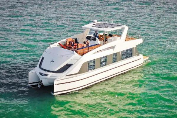 Picture Of: 54' Overblue 2018 Yacht For Sale | 1 of 22