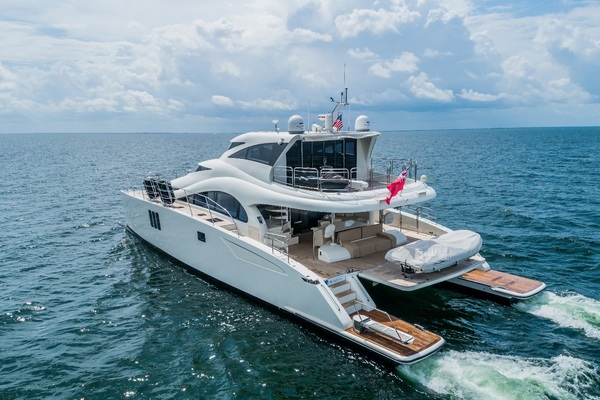 70' Sunreef 70 Pc 2016 | Marquis