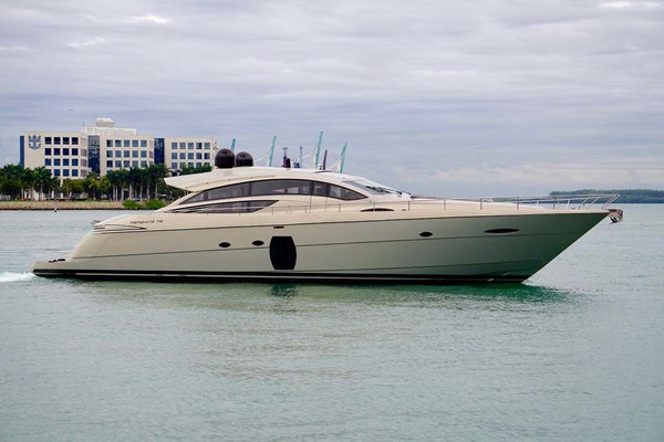 Pershing 72' 2008 | Intrepido