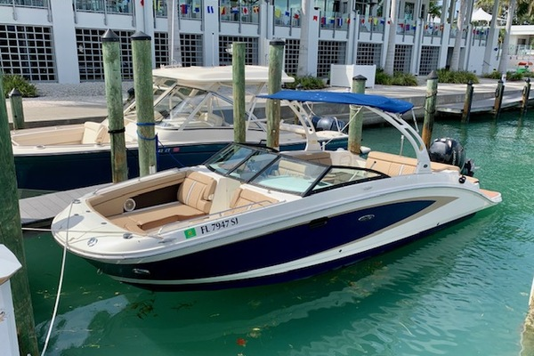 Sea Ray SD 270 OB
