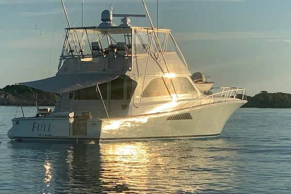 Picture Of: 55' Viking Convertible 1999 Yacht For Sale | 2 of 29