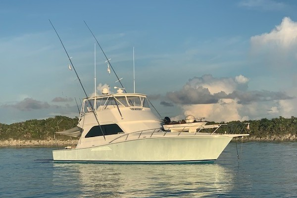 Picture Of: 55' Viking Convertible 1999 Yacht For Sale | 1 of 29
