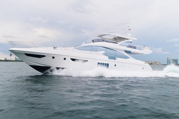 80' Azimut 80 Flybridge 2018 | Morning Star