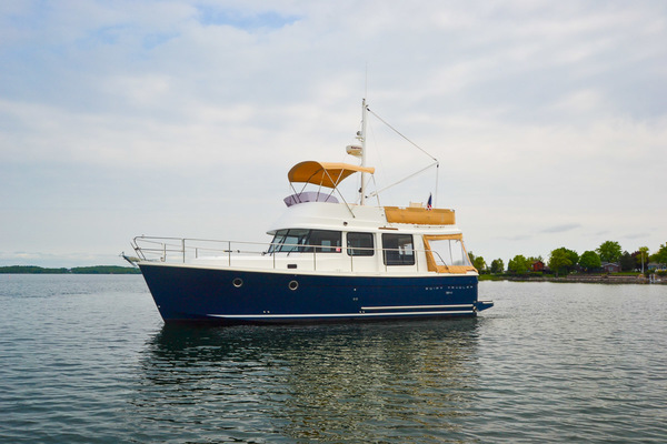 36' Beneteau 34 Swift Trawler 2015 | Joyful