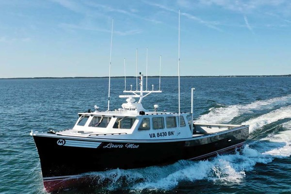 Dixon 50' 50 Downeast 2004  Laura Mae