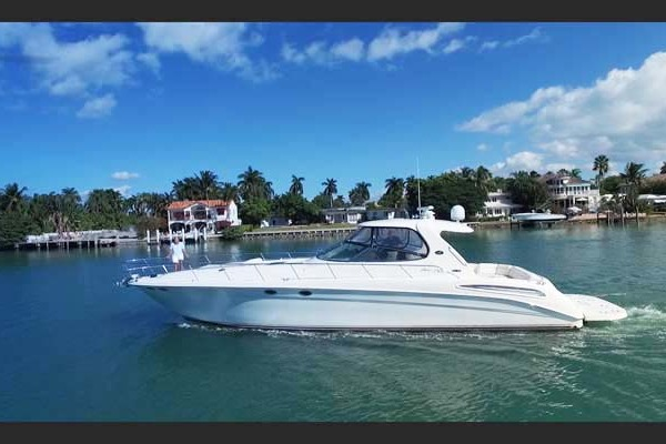 57' Sea Ray Sundancer 2004 | First Light