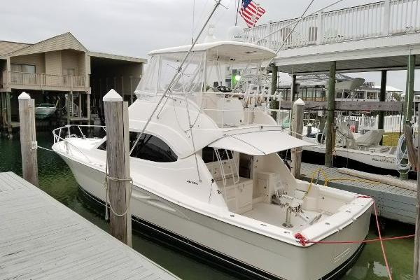 Riviera 46' 2002 | Bended Knee