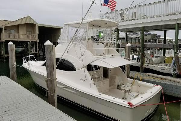 2002Riviera 40 ft    BENDED KNEE