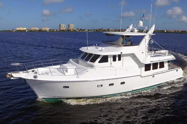 1999 Nordhavn 57' 57 Trawler Daddy's Money | Picture 1 of 83