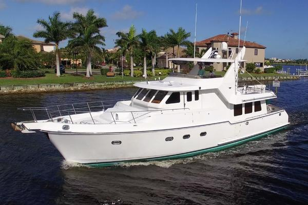 56' Nordhavn 57 Trawler 1999 | Daddy's Money