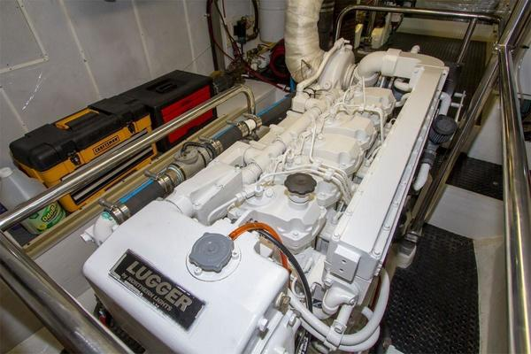 1999 Nordhavn 57' 57 Trawler Daddy's Money | Picture 8 of 83