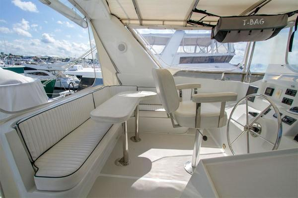 1999 Nordhavn 57' 57 Trawler Daddy's Money | Picture 7 of 83