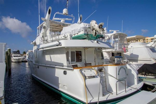 1999 Nordhavn 57' 57 Trawler Daddy's Money | Picture 2 of 83