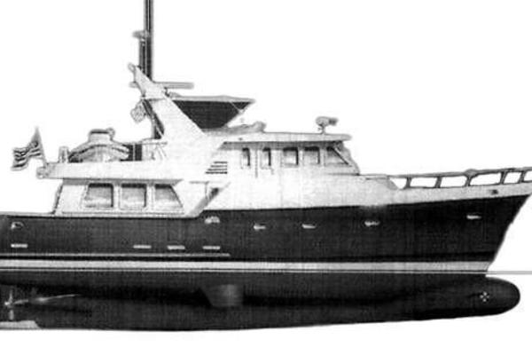 1999 Nordhavn 57' 57 Trawler Daddy's Money | Picture 3 of 83