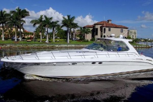 54' Sea Ray 540 Sundancer 1998 | Satisfaction
