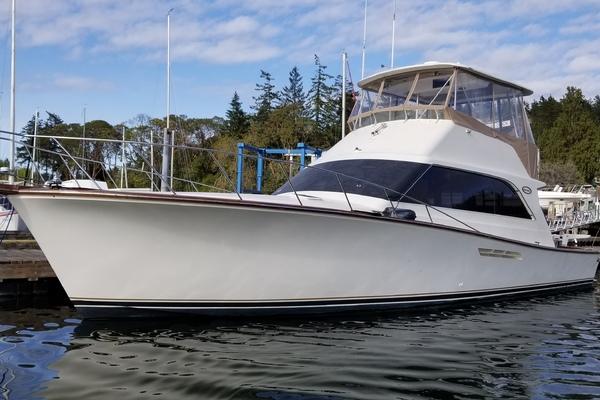 Ocean Yachts 52' 1987 | Suz
