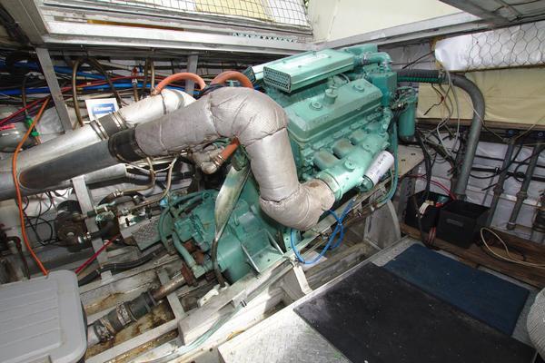 1989Custom 46 ft Neuville 46 Dive Crew Boat
