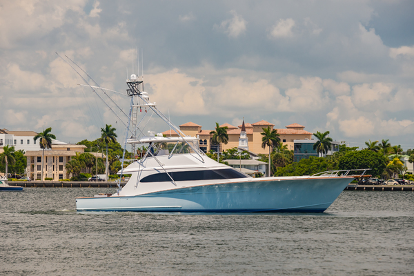 76' Spencer Custom Carolina Sport Fisherman 2006 | Bad Daddy
