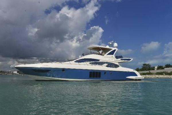 2012 Azimut 64' Flybridge Motor Yacht  | Picture 1 of 15