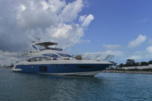 2012 Azimut 64' Flybridge Motor Yacht  | Picture 2 of 15