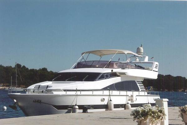 70' Elegance 70 Motor Yacht 1998 |