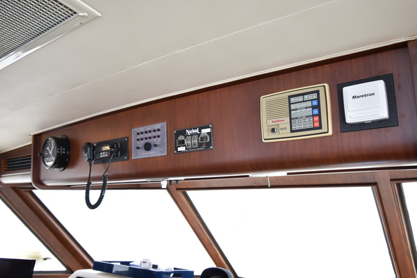 1988 Hatteras 67' 67  Cockpit Motor Yacht Lady Paragon | Picture 1 of 78