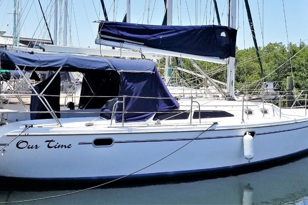 36' Catalina Mkii 2000 | Our Time