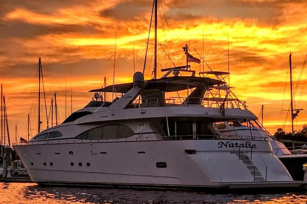 Picture Of: 100' Azimut 100 Jumbo 1996 Yacht For Sale | 4 of 83
