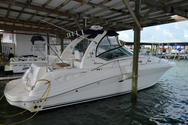 37' Sea Ray 340 Sundancer 2008 | Nitehawk Ii