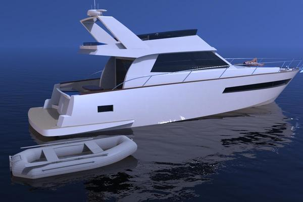 Picture Of: 58' Custom Experty Yachts Prior 58 2014 Yacht For Sale | 3 of 4