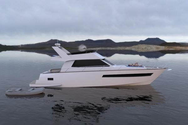 Custom 58' Experty Yachts Prior 58 2014