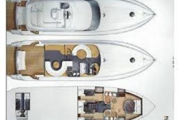Picture Of: 58' Fairline Squadron 58 1997 Yacht For Sale | 3 of 11