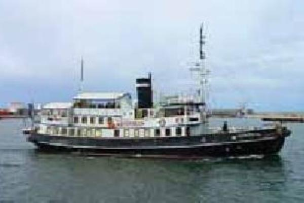 Picture Of: 100' Admiral 100 Steamship 1955 Yacht For Sale | 2 of 23