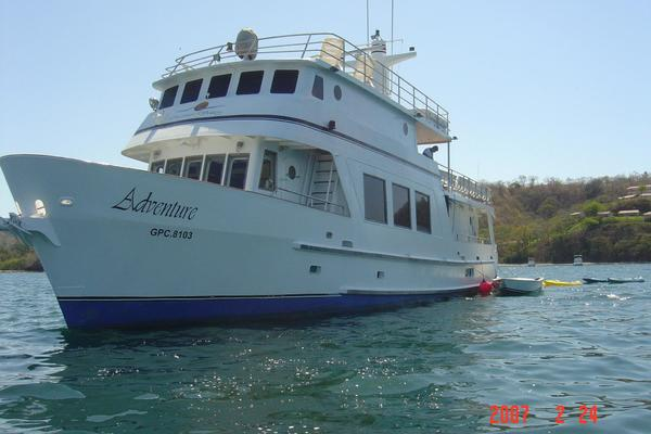 1982 Custom 100' Yacht 85 Dive Expedtion  | Picture 3 of 15