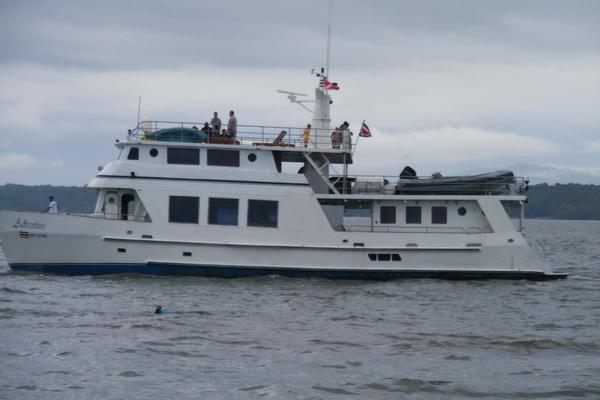 1982 Custom 100' Yacht 85 Dive Expedtion  | Picture 5 of 15
