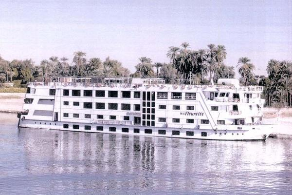 210' Custom Floating Hotel / River Boat 1988 | Fleurette