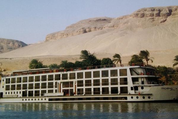 2007 Custom 239 Nile Cruise Ship