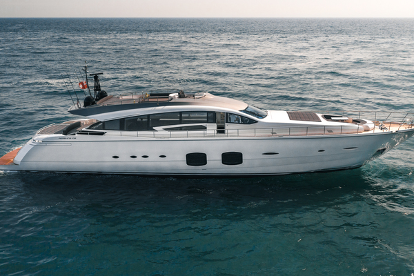Pershing 109' 2018 | The F
