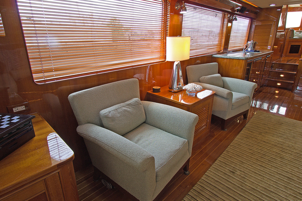 Picture Of: 70' Marlow 70E-CB 2006 Yacht For Sale | 3 of 40