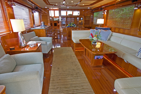 Picture Of: 70' Marlow 70E-CB 2006 Yacht For Sale | 2 of 40