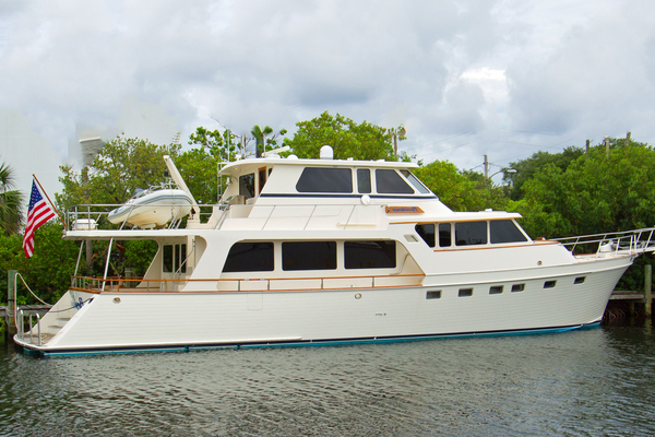 Picture Of: 70' Marlow 70E-CB 2006 Yacht For Sale | 1 of 40