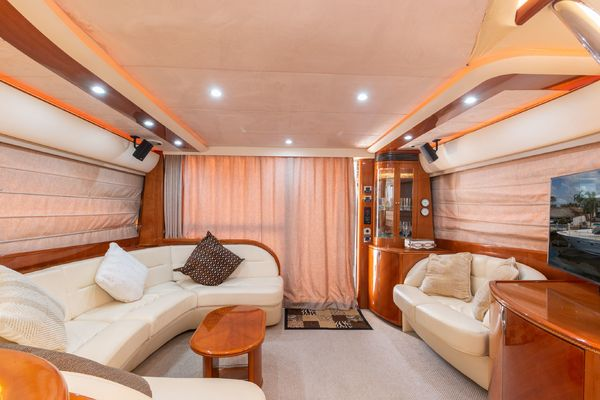 Picture Of: 61' Princess 61 Fly 2002 Yacht For Sale | 4 of 31