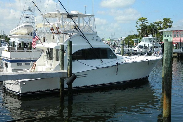 46' Post Sport Fisherman 1994 | Ingred