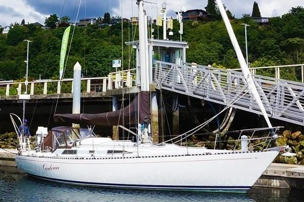 Picture Of: 37' CT 38 1984 Yacht For Sale | 1 of 15