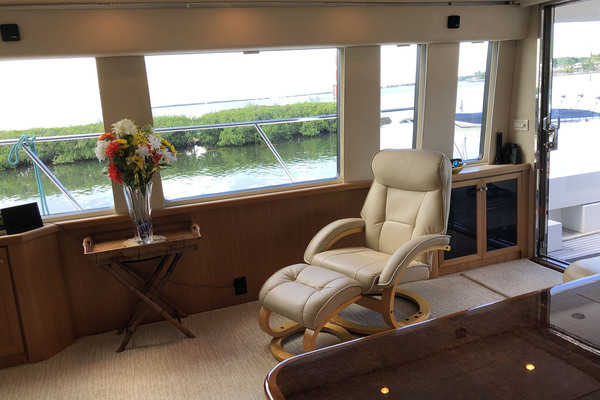 2000 Pacific Mariner 65' Pilothouse TRAVIS MCGEE | Picture 4 of 48