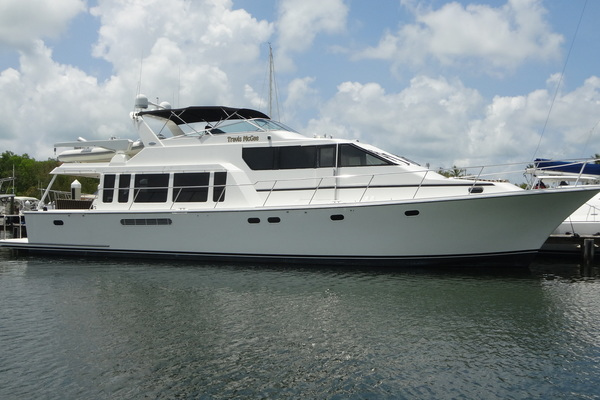 Pacific Mariner Pilothouse