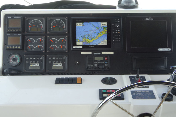2000 Pacific Mariner 65' Pilothouse TRAVIS MCGEE | Picture 6 of 48