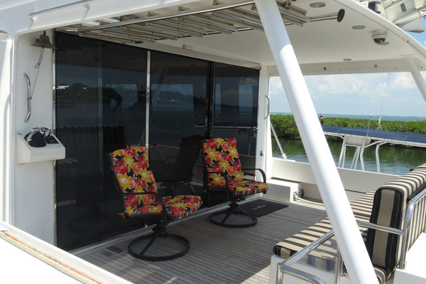 2000 Pacific Mariner 65' Pilothouse TRAVIS MCGEE | Picture 8 of 48